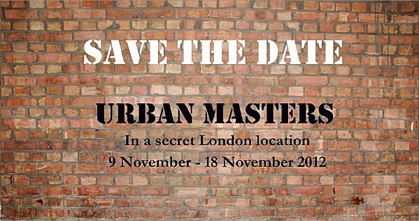 Urban Masters - save the date
