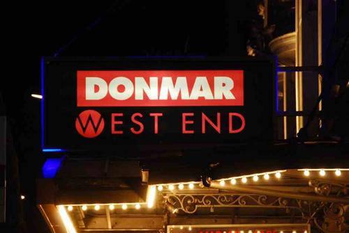 Donmar Warehouse pic