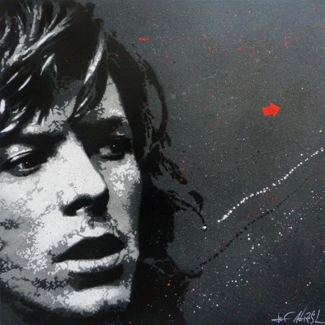 Jef Aerosol- David Bowie