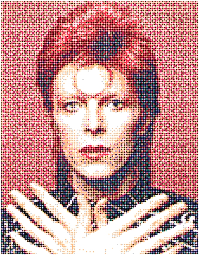 Kan_Something dotty about Bowie