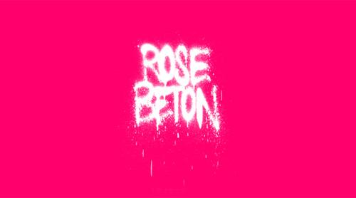 ROSE BETON - 500