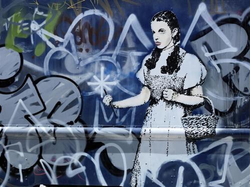 Banksy Swat Van 05
