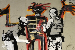 Banksy JMB 065 - Butterfly art News