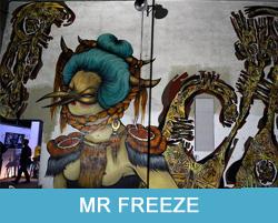 Mister freeze