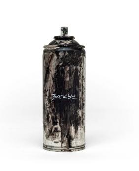 Banksy Black
